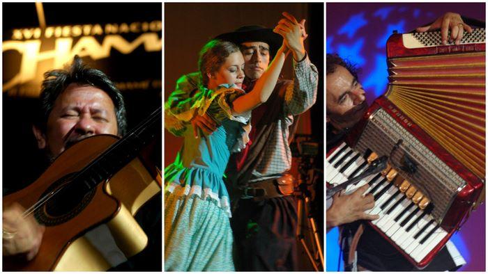 Festival en Eldorado