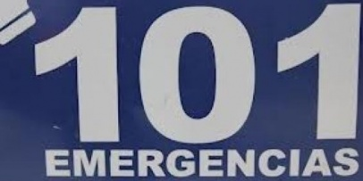 101 emergencia policial