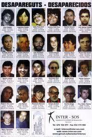 Desaparecidos