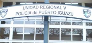 Policiales-Unidad-Regional-V-Iguazu
