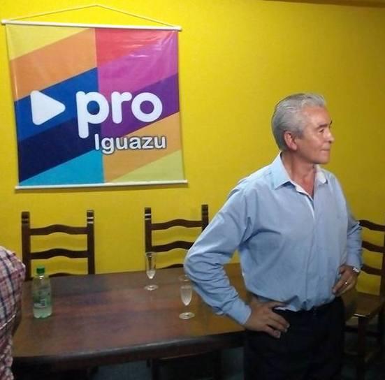 Manuel Alvarez -  Candidato a intendente PRO 2015