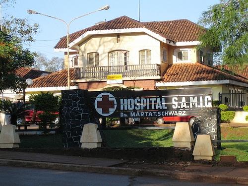 Hospital Marta Teodora Schwartz Samic Iguazú